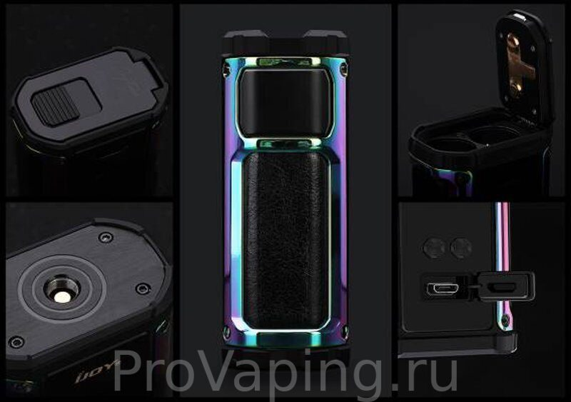 IJOY CAPTAIN 2 Kit 7