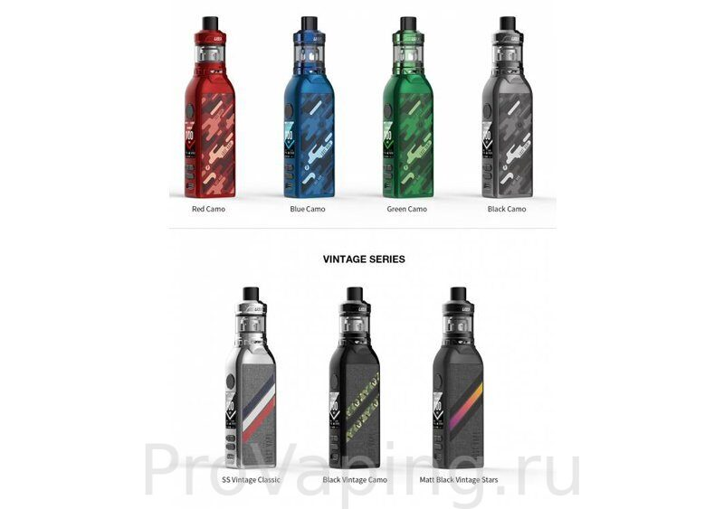 Lost Vape BTB 100W starter kit1