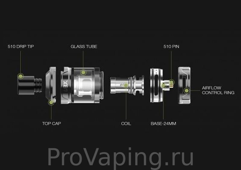 Lost Vape BTB 100W starter kit4