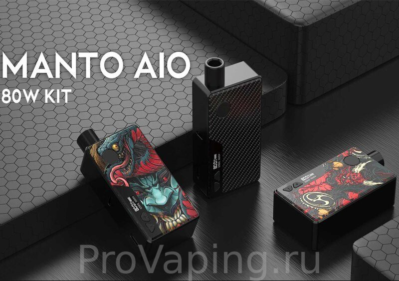 Rincoe Manto AIO 80w kit