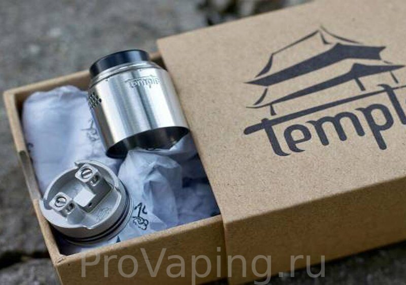 Vaperz Cloud Temple 25  28 RDA2