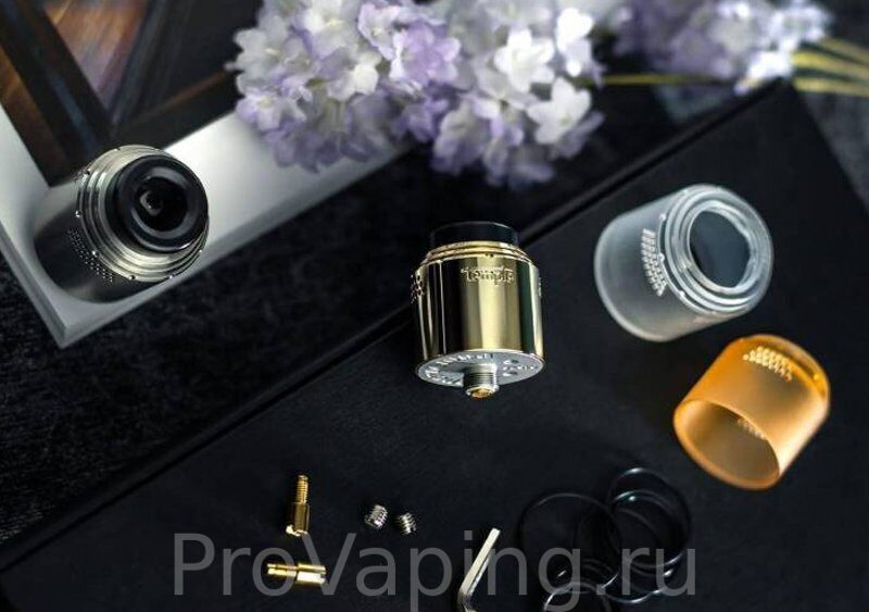 Vaperz Cloud Temple 25  28 RDA7