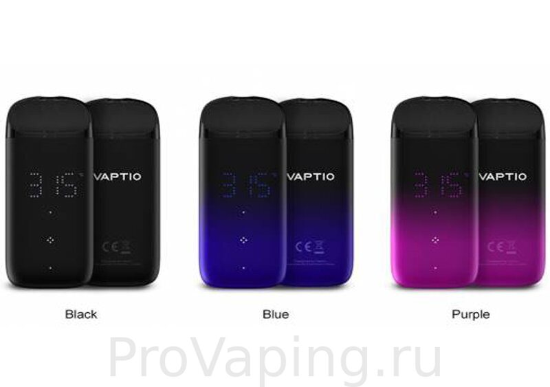 Vaptio Real POD kit1