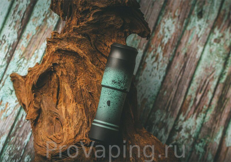 Vulcan Mods LASCAR mechanical mod