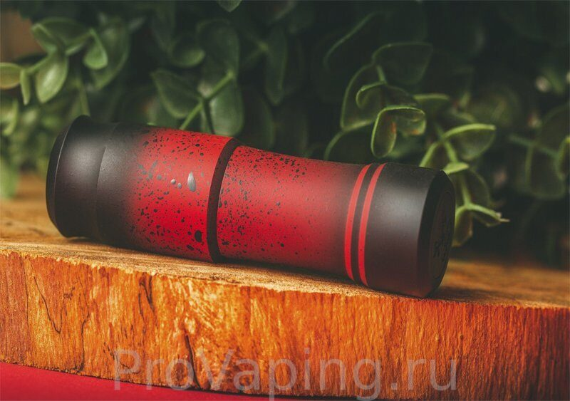 Vulcan Mods LASCAR mechanical mod2