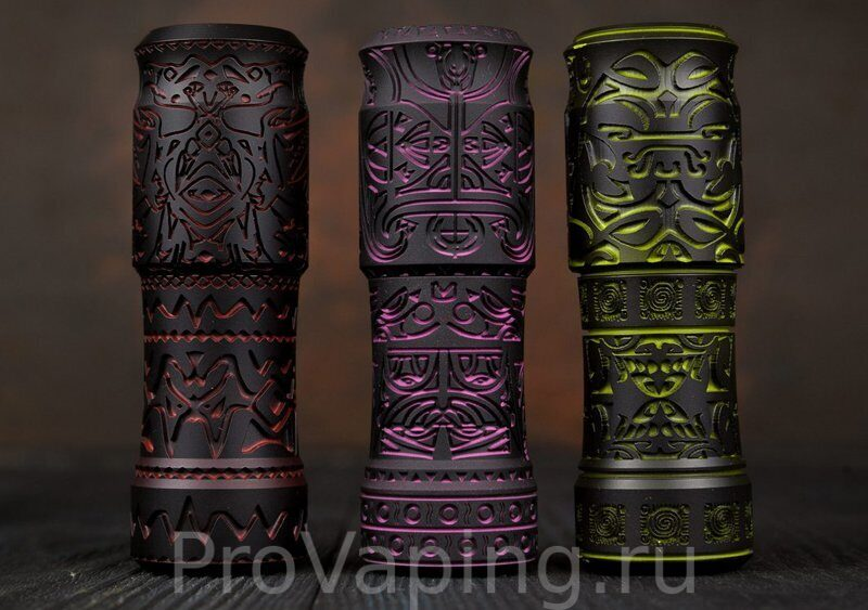 Vulcan Mods LASCAR mechanical mod8