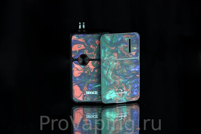 VapeOnly Space 60W POD-mod kit | Очень годный POD | Thanks Heavengifts