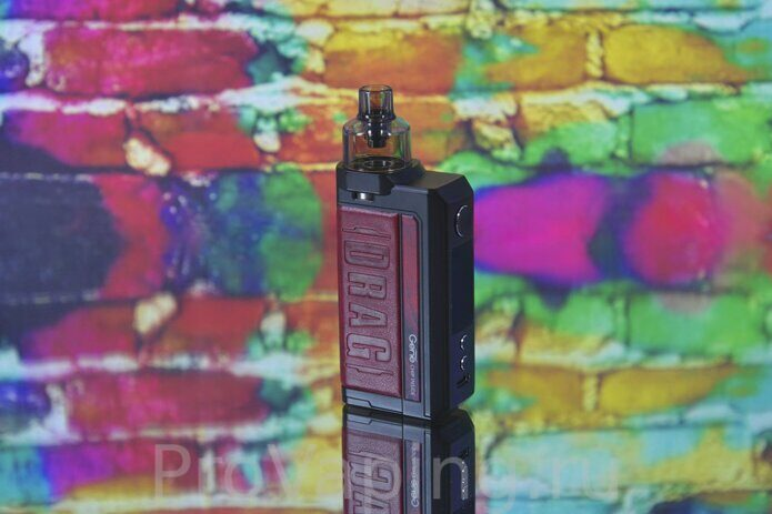 Нестандартный Voopoo DRAG MAX | Thanks Sourcemore.com